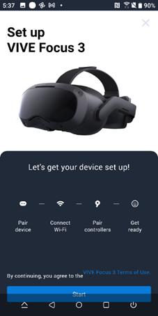 VIVE Focus 3 全球首款 5K 旗艦級 VR 一體機 (2) 最強 VR 商務解決方案 + 桌面串流 VR 試玩! @3C 達人廖阿輝