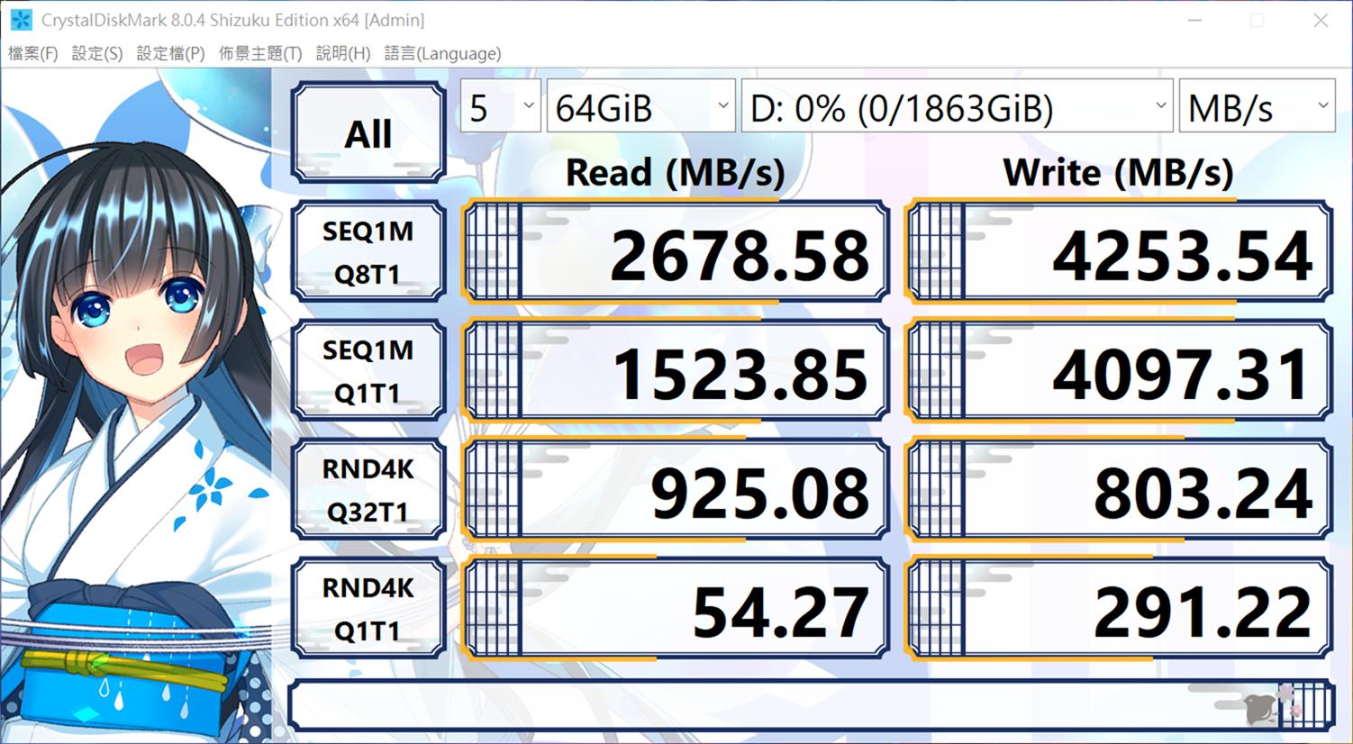 值不值得買?PNY CS3040 2TB M.2 PCIe Gen4 開箱 + 性能實測 @3C 達人廖阿輝