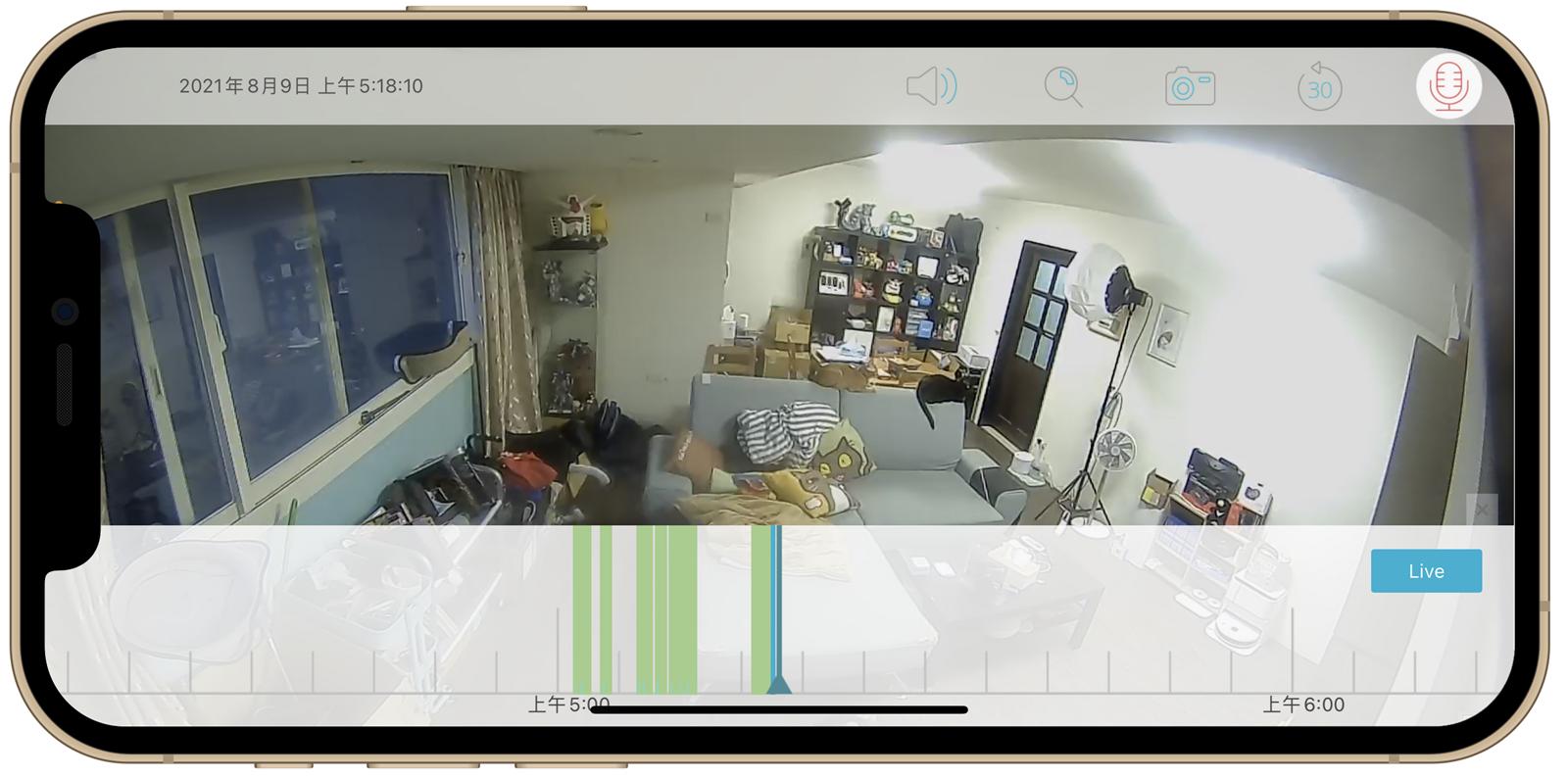 雲端 WiFi 攝影機升級!SpotCam Solo 2 全無線 1080P 廣角 180 支援夜視功能以及終身免費雲端錄影方案 @3C 達人廖阿輝