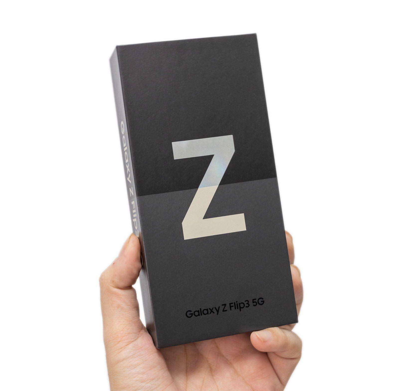 Z Flip 3 最美折疊機顏值真的高 (1) 看看性能電力表現如何! @3C 達人廖阿輝