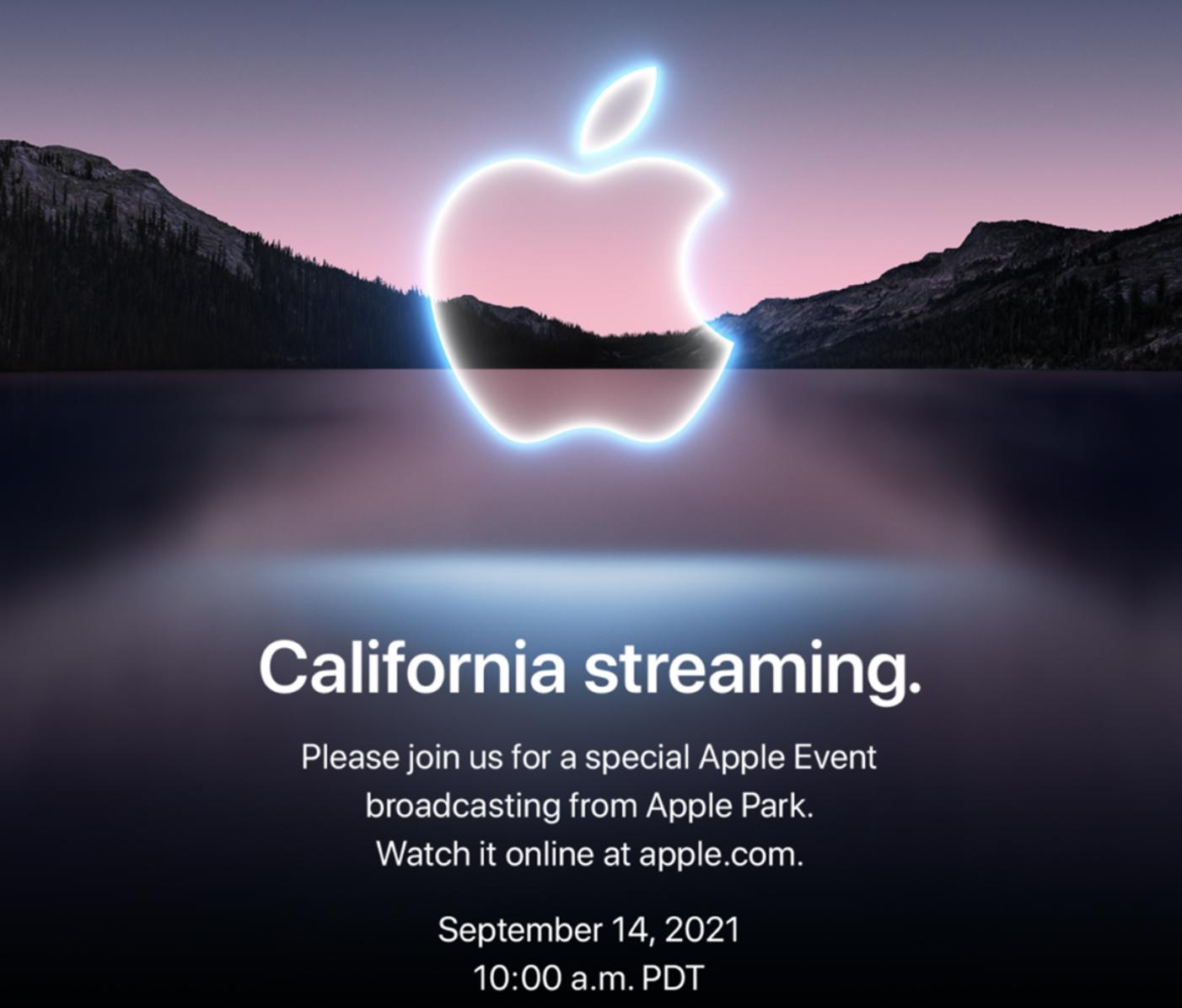 邀請函來了!iPhone 13 終於要來了嗎?!台灣時間 9/15 凌晨 1:00 線上發表會 @3C 達人廖阿輝