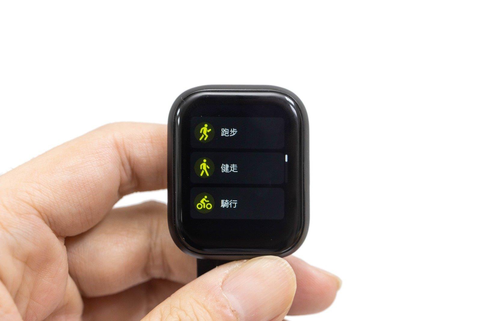 千元有找!IP68 防水平價全螢幕智慧運動手錶 omthing E-Joy 智慧手錶開箱 @3C 達人廖阿輝