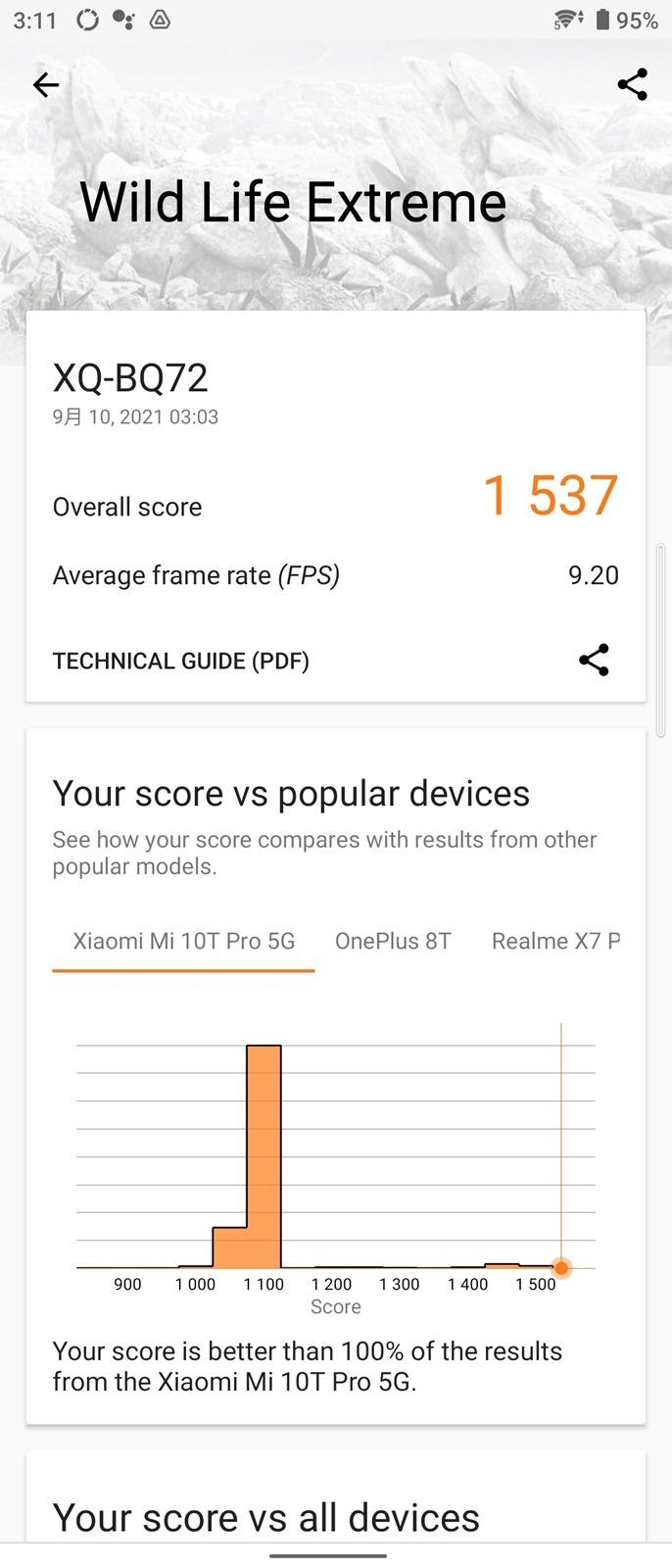 最合手旗艦 Xperia 5 III (1) 性能電力實測! 還有遊戲實測 + 充電測試 @3C 達人廖阿輝