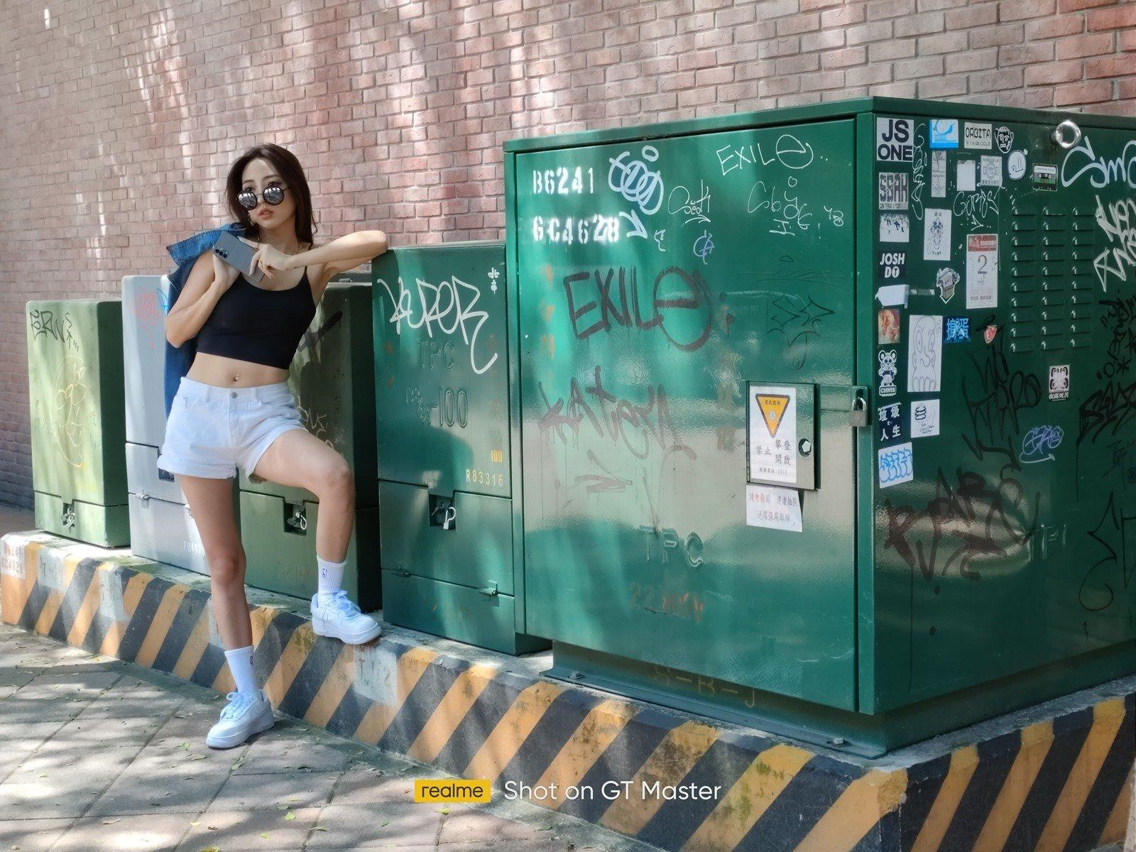 個性化十足!深澤直人操刀設計的 realme GT 大師版開箱分享 + 相機實拍分享 @3C 達人廖阿輝